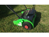 Electric Lawn Aerator / Scarifier 1200W VGC Hardly Used