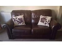 7 piece sofa-excellent condition £550