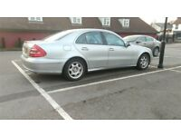 Mercedes benz E class !!SWAP FOR BMW OR AUDI