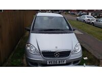 Mercedes A180 CDI 92k full service history with long mot
