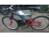 BIKES FOR SALE ALL SERVICED AND WORKING FINE ALL £30 EACH THROSK