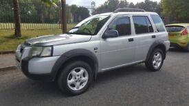 Land rover FREELANDER 2004 petrol 1.8 manual 12 months mot low mileage