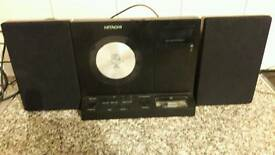 Hitachi cd player