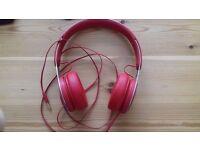 B beast headphoned