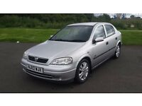 Vauxhall Astra 1.6 i 16v SXi 5dr nice car been well looked after