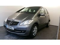 2009   Mercedes-Benz A Class 1.5 A150 Classic SE 5dr   1 Owner from new   Low mileage   1 Year mot