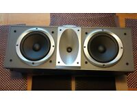 JAMO X-5 SERIES CENTRE SPEAKER, 260 Watts, V LOUD CRYSTAL CLEAR SOUND, EXCELLENT WORKING CONDITION.