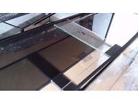 """AQUARIUM 6ft 183x46x60 cm (aprox 72""""x18""""x24"""") 510L 10 mm glass - black backing!!!! NEW!!"""