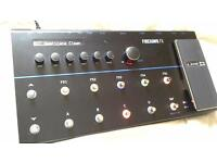 line 6 firehawk multi effects processor