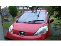 Peugeot 107 excellent condition full service history 2keys