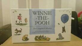 Winnie the Pooh Complete Collection Books