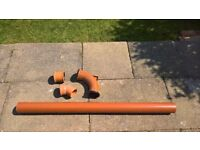 drainage pipe and fittings