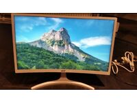 ACER ED242QR 24'' LCD CURVED MONITOR