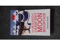 The Wizard of Crescent Moon Mountain (Fantasy Book)