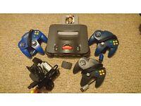 Nintendo 64 N64 Retro game console