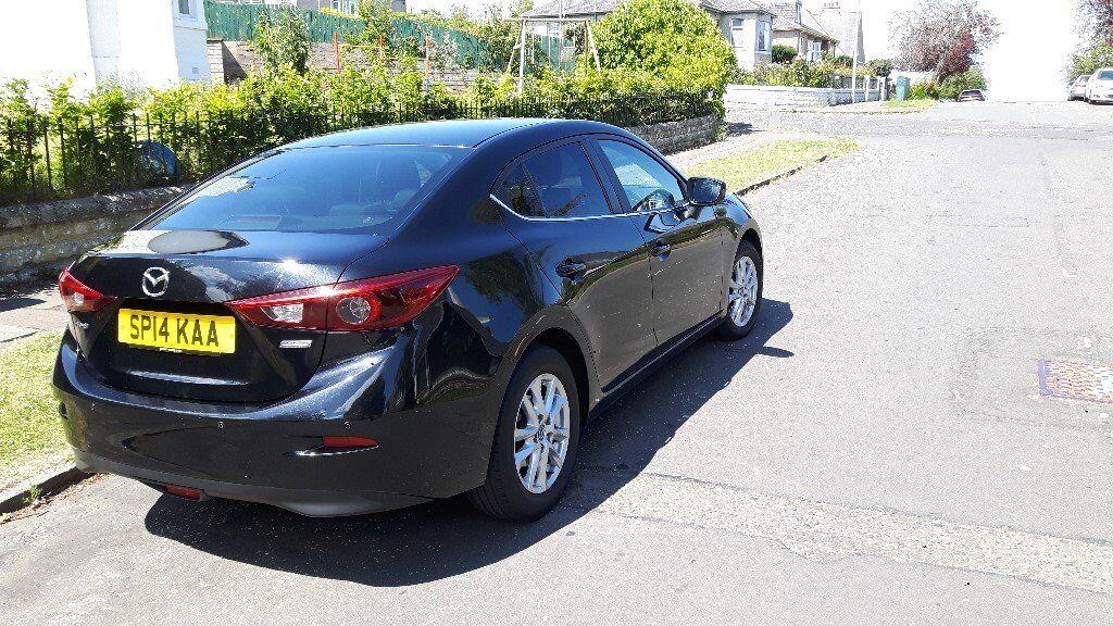 Mazda 3 Fastback Sel Nav Auto For