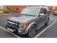 land rover discovery 3TDV6auto 2.7diesel.7seaters