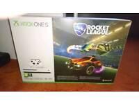 Brand New/Sealed - Xbox One S 500gb Rocket League Bundle (Free Xbox Live + Xbox Game Pass)