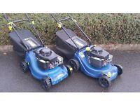 Petrol mower drive