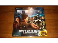 Dr Who Battle to Save the Universe Board Game
