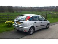 Ford focus Automatic 1.6 5dr hatchback low mileage 66000