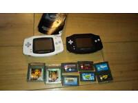 Game boy advance bundle