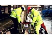 Trainee Diamond Drilling / Sawing Operative