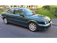 2003 JAGUAR X-TYPE V6 AUTO FOUR WHEEL DRIVE 84,000 MILES EXCELLENT CONDITION THROUGHOUT