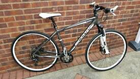 Scott sportster p3 hybrid bike