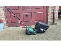 Quilcast lawn mower