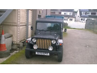 jago jeep with spares