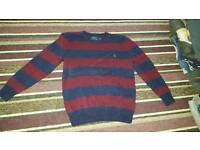 Boys 5yr Ralph Lauren Wool Jumper