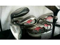 Used, Callaway left handed iron's for sale  West Midlands