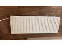 Single panel, single convector type 11 radiator 110cm x 40cm used but very good condition