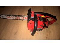 "Homelite 12"" chainsaw"