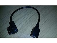 VW MEDIA USB FLash Drive CABLE