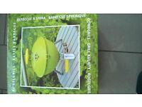 Landmann portable BBQ (Kettle style) BNIB in Green