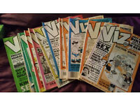 Viz , Electric Soup and other magazines