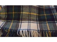 Pure New Zealand Lamb's Wool Blanket