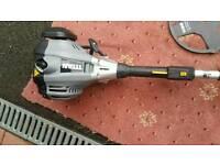 Titan Petrol 4 in 1 Multi Tool - Strimmer/Brushcutter
