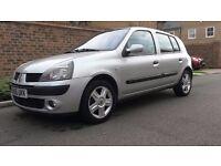 2005 Renault Clio 1.5 dCi Dynamique Diesel 5dr/£20 Tax/Low Mileage/FSH/Fiesta/Corsa/Aygo/107/C3/Polo