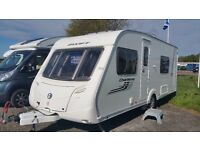 Swift Charisma - 4 Berth Touring Caravan