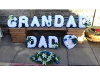 *New funeral flower rental service*- Farewell flowers