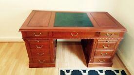 Vintage Harrods Luxury Desk