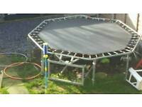 Trampoline 10ft free