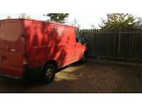 Ford transit needs clutch
