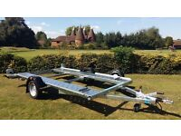 SMART FOR TWO OR FOUR CAR TRAILER WOODFORD TRANSPORTER MOTOR HOME CLASSIC KIT HYUNDAI IQ CITREON C