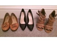 Size 4 new look shoes for sale