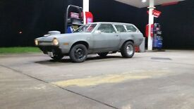 Ford Pinto surf/rat station wagon