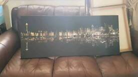 Used canvasses